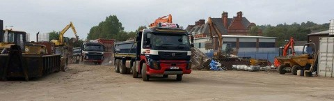 Bulk Excavation and Haulage